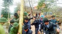 Xã Nghi Tiến(Thái Hòa): Phấn đấu vững mạnh toàn diện