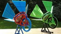 Động cơ năng lượng Mặt Trời làm từ máy in 3D