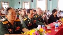 Giao lưu với các CCB tham gia chiến dịch Hồ Chí Minh