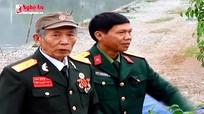 Người chiến sỹ Điện Biên ngày ấy - bây giờ