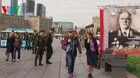 Không khí kỷ niệm Ngày chiến thắng Phát-xít ở nước Nga