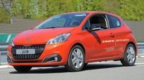 Peugeot 208 mới tiêu thụ 2 lít dầu/100 km