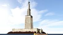 Ai Cập sẽ xây lại ngọn hải đăng Alexandria