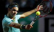 Federer, Nadal, Murray thẳng tiến vào vòng ba Rome Masters