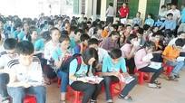 Trường THPT chuyên (Đại học Vinh) tổ chức tư vấn tuyển sinh năm học 2015-2016