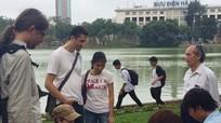 33% số du khách quốc tế quay lại Việt Nam