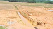 Hạn chế ảnh hưởng sản xuất nông nghiệp khi nâng cấp hồ đập