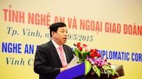Liên kết vùng Bắc Trung bộ nâng sức cạnh tranh của tỉnh Nghệ An