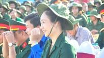"""350 học viên tham gia lớp """"Học kỳ quân đội"""" năm 2015"""