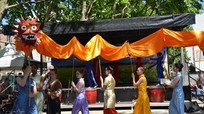 Tưng bừng ngày hội hữu nghị, đoàn kết Việt-Pháp