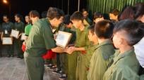 """Tổng kết chương trình """"Học kỳ quân đội"""" năm 2015"""
