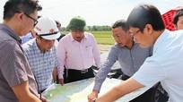 Tìm cách tháo gỡ khó khăn, đẩy nhanh tiến độ nhà máy xi măng Sông Lam