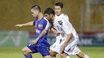 Hà Nội T&T tiễn HAGL khỏi Cup quốc gia