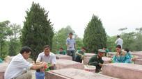 Trung tâm Viettel Yên Thành: Tri ân các anh hùng liệt sỹ