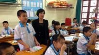 245 chỉ tiêu lớp 6 vào trường THCS Đặng Thai Mai