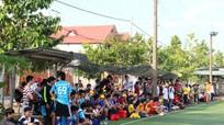 Giải bóng đá Hội đồng hương Nghệ An tại Đồng Nai