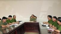 Thưởng nóng các đơn vị tham gia phá trọng án ở xã Tam Hợp, huyện Tương Dương