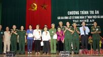 Trung đoàn 27: Tri ân Mẹ Việt Nam anh hùng, các gia đình liệt sỹ
