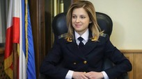 Công tố viên xinh đẹp Poklonskaya sắp tranh cử vào Quốc hội Nga
