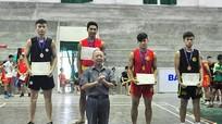 Nghệ An xếp thứ 9 toàn đoàn tại Giải vô địch Wushu trẻ toàn quốc