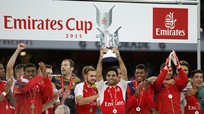 Hạ Wolfsburg 1-0, Arsenal vô địch Emirates Cup sau 5 năm chờ đợi