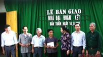 Ủy ban MTTQ Việt Nam huyện Quỳ Hợp: Phát huy vai trò hoạt động hiệu quả