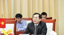 Cơ quan Hợp tác quốc tế Nhật Bản tại Việt Nam làm việc với UBND tỉnh
