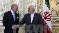 Quan chức châu Âu hối hả tới Iran để nối lại quan hệ ngoại giao