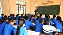 Thanh Chương: Hiệu quả từ công tác xã hội hóa và đổi mới quản lý giáo dục