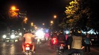 Trắng đêm cùng cảnh sát cơ động