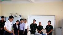 Trường CĐ nghề số 4: Gắn đào tạo với giải quyết việc làm và hợp tác quốc tế