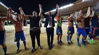 Valencia, Shakhtar, Malmo, Maccabi Tel Aviv và Dinamo Zagreb giành quyền vào chơi vòng bảng Champions League