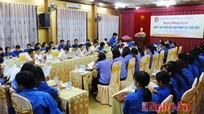 Đoàn viên thanh niên tham gia góp ý Dự thảo Bộ luật Hình sự năm 2015
