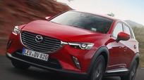 Mazda CX-3 sản xuất tại Thái Lan, trước khi về Việt Nam?
