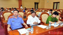 Hội nghị lấy ý kiến góp ý dự thảo Bộ luật Hình sự sửa đổi