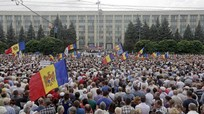 Moldova: Khoảng 20.000 người tuần hành đòi Tổng thống từ chức