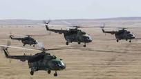 Nga tập trận lớn nhất kể từ Chiến tranh Lạnh