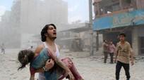 Bức ảnh về cuộc chiến Syria đoạt giải ảnh báo chí quốc tế Fujairah