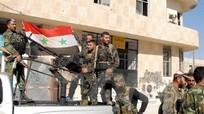 Phiến quân hành quyết 56 lính chính phủ Syria ở căn cứ không quân