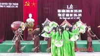 Trường trung cấp nghề Yên Thành:  Khai giảng khoá học 2015 – 2018