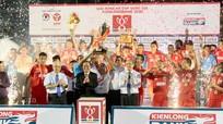 Trọng Hoàng, Công Vinh lập công, Bình Dương lần đầu đoạt Cup quốc gia