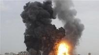 """Quân đội Israel không kích 4 """"địa điểm khủng bố"""" ở Gaza"""