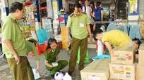 Hàng giả tung hoành chợ nông thôn