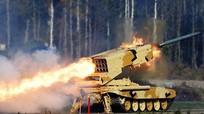 Reuters: OSCE phát hiện rocket hạng nặng của Nga ở Donbass