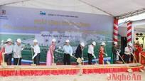 Khởi công xây dựng Tổng kho xăng dầu DKC Nghi Thiết, Nghi Lộc