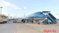 Cảng hàng không Quốc tế Vinh thông báo kế hoạch lựa chọn đơn vị cung ứng dịch vụ