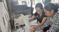 80 hội viên phụ nữ  Quỳ Hợp tham gia hội thảo việc làm, dạy nghề