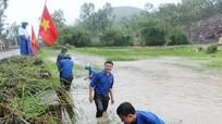 1500 đoàn viên thanh niên tham gia nạo vét kênh mương
