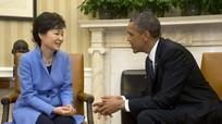Tổng thống Hàn Quốc đến Mỹ thảo luận vấn đề Triều Tiên