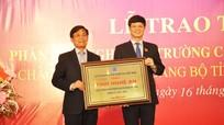 Tập đoàn Dầu khí trao tặng Trường cao đẳng nghề cho Nghệ An